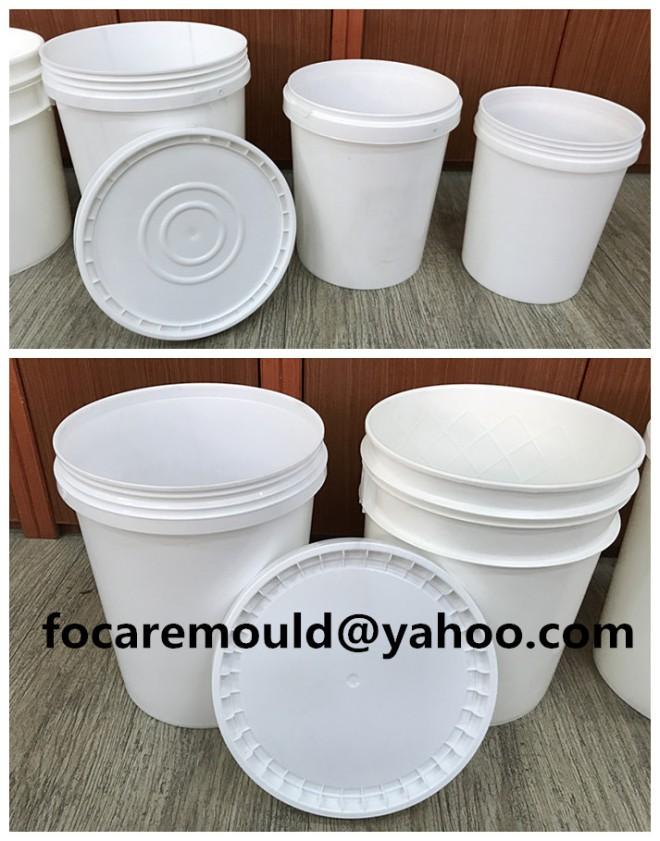china mould bucket