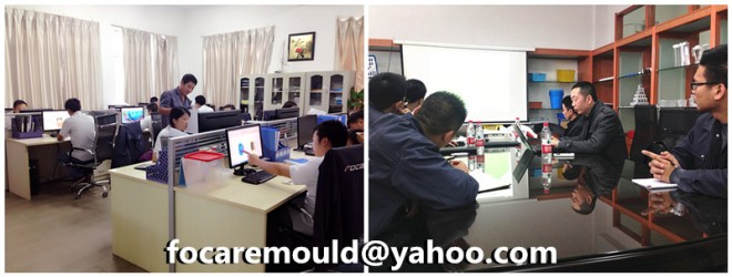 injection mold maker China mould design