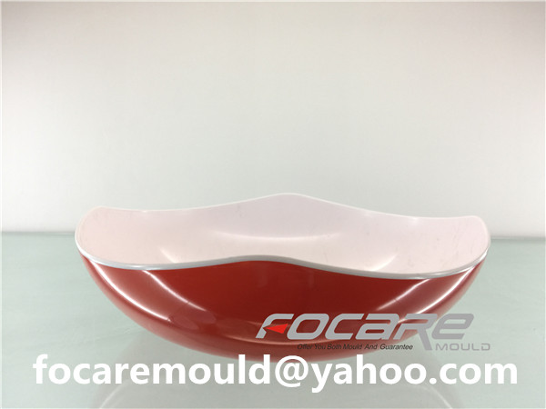 two colors mold for commodity mold