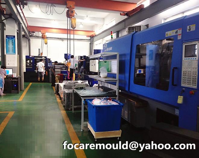 China mold workshop top manufacturer