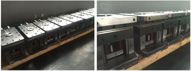 Chinese mould factory