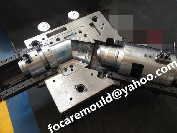 PVC tubos acessorios moldes