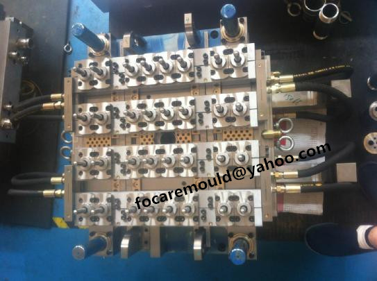 china PET preform mold Husky machine
