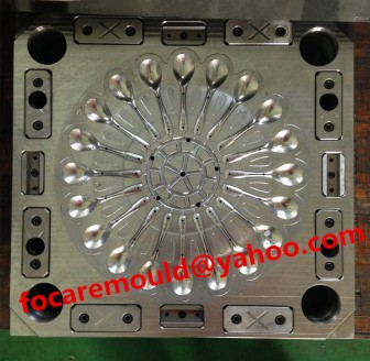 China spoon mold supply